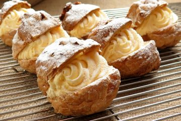 Cream Puffs (Profiterole)